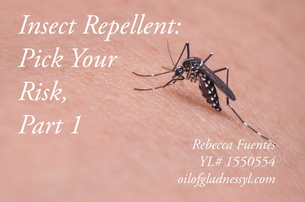 Is your repellent worth the risk?